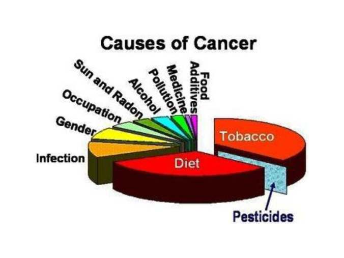 Causes of cancer powerpoint