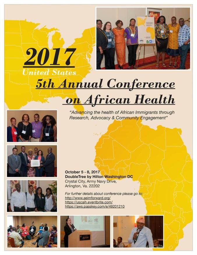 Annual conference on African Health