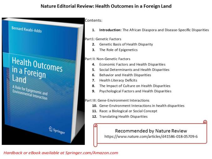 Nature Review: Health Outcomes in a Foreign Land | Epigenovix